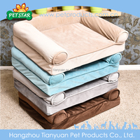Comfortable And Soft High Quality cozy sofa bed luxury pet dog beds
