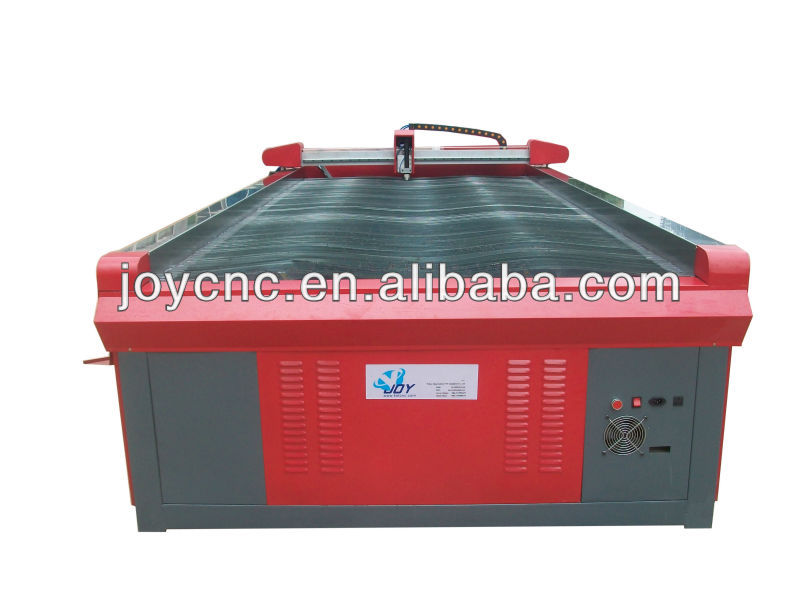CNC table Plasma Cutter for carbon materials, stainness steel and nonferrous metal precision sheet metal cutting