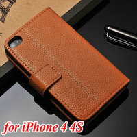 Korean hot high quality cell phone case production of mobile phone housing bag for Iphone 4 4S