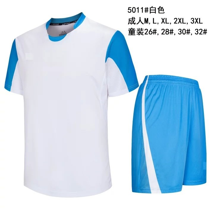 2016 latest high quality blank soccer jersey no logo jersey custom logo soccer jersey soccer uniforms