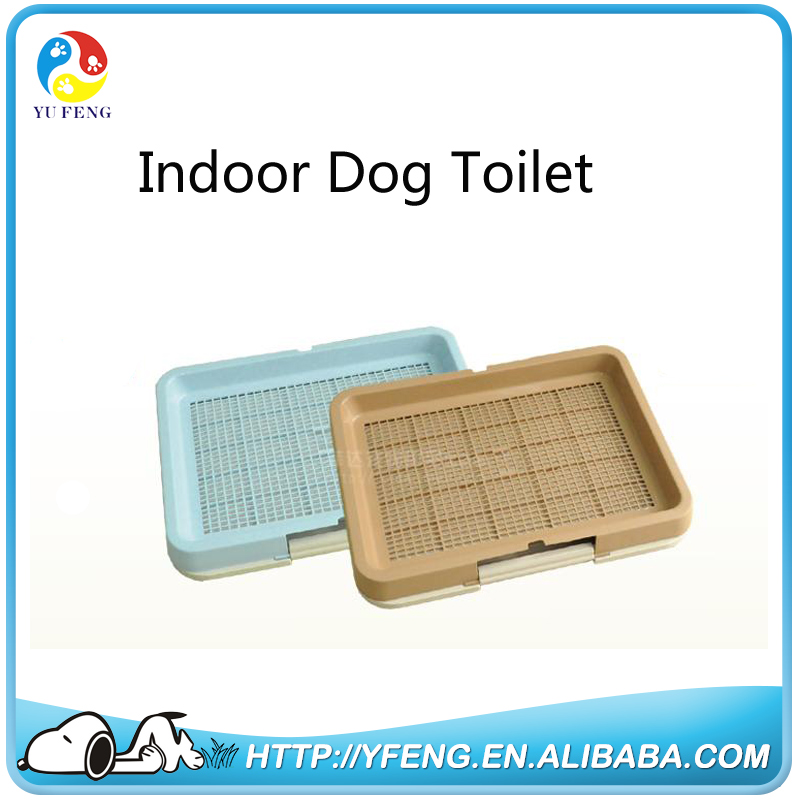 Pet Cleaning Product Indoor Mesh Plate Dog Toilet for Male Dog