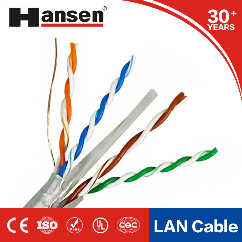flexible ethernet lan cable cat 6