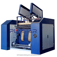Automatic Slitting Rewinding Machine for stretch film/plastic film/cling film