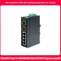 2-port 1000 base - the FX (SFP) and 4 * 10/100 base - TX (RJ45) unmanaged industrial switch