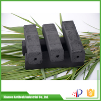 smokeless long burning time natural bamboo bbq charcoal