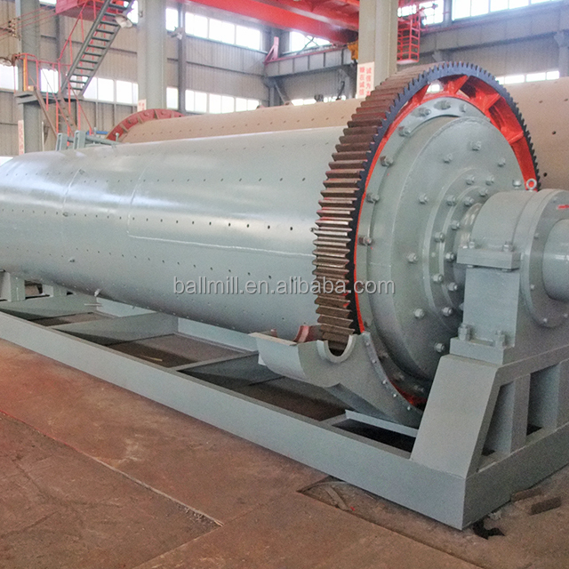 GZM Series Conical Ball Mill With Double-row Aligning Bearing