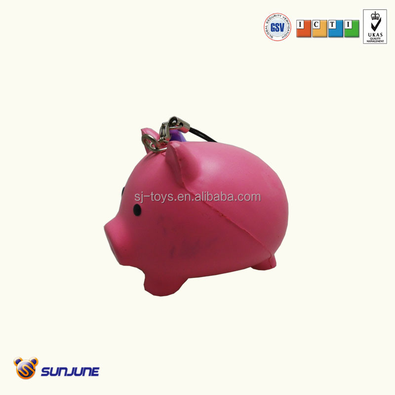 Hotsale pu red bird kids toy from china factory