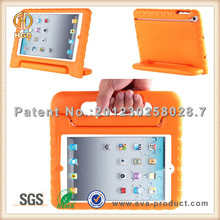 shock absorbing EVA foam handle stand case cover for ipad5