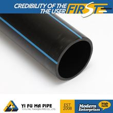 High quality residential drainage system 630mm diameter hdpe hard plastic pipe