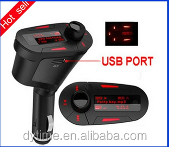 Car MP3 Player Quantum Digital Wireless Instructions Car MP3 Player FM Transmitter + Remote Control SD/USB/AUX