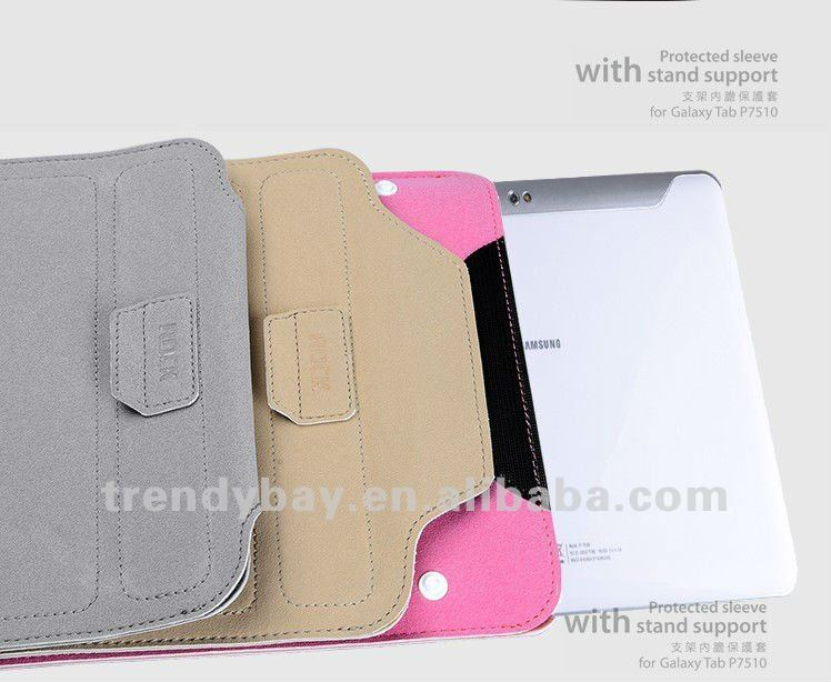 Galaxy Tab 2 10.1 P7510 leather Case,p5100 Free shipping 5pcs leather Case Smart Cover for Samsung p5110 P7510