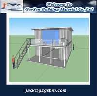 modular 40ft container office