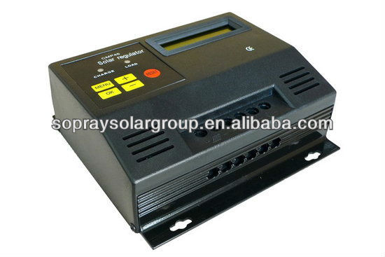 high efficiency manual pwm solar charge controller lumiax solar controller