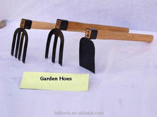 garden tools/garden hoe with/without wooden handle