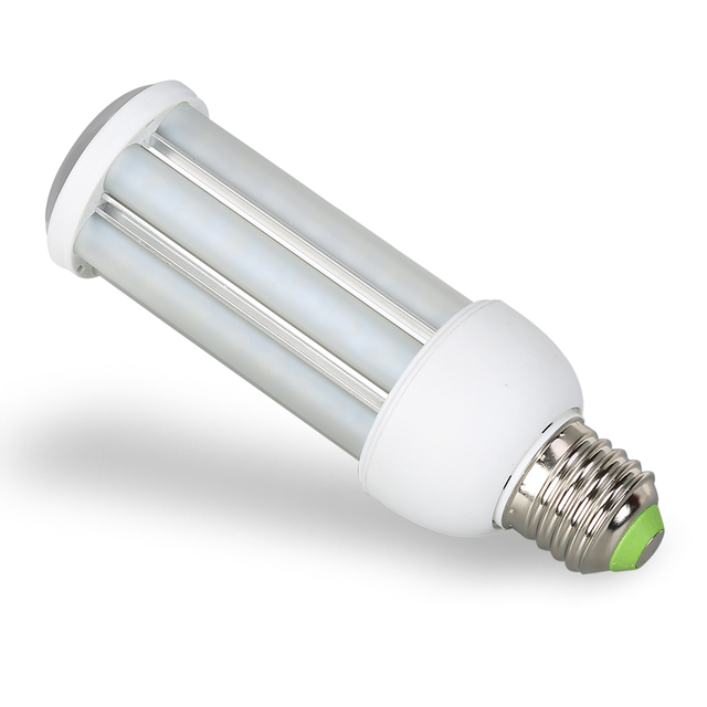 e27 led bulb glass corn lighting replacement cfl directly dimmable