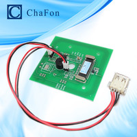passive hf frequency rfid oem module with rs232 ttl rs485
