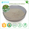health care product high quality ginseng leaf extract 10%