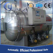 Low price automatic control temperature waste tyre vulcanisation autoclave