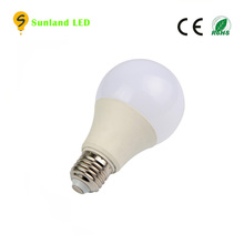 China supplier competitive led light bulbs raw material B22 decorate CRI 80ra CCT 3000K 6000K led bulb e27 9w price housing lamp