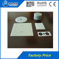 Best Selling Products 2015 alumina ceramic crucibles used in electronic ceramic substrate
