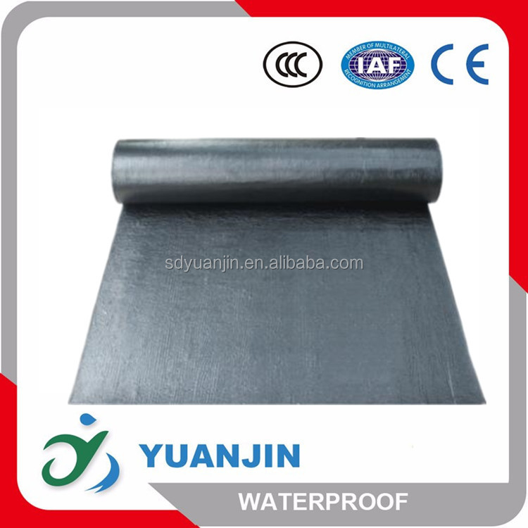 Heat Resistance sbs modified bitumen waterproofing membrane for basement