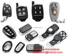 High Quality 433 HZ RF few Big Buttons remote control with key ring convinent car hand controls ZF OEM/ODM smart car key remote