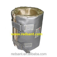 Valve insulation jackets from RedsAnt
