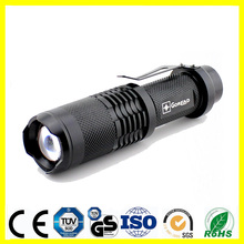 YD GOREAD Y21 Pen type T6 focusable torch dimming flashlight