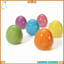 Easter Ceramic Egg As Decoration