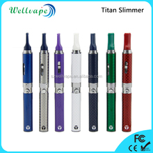 Hot selling cheap price titan slimmer updated snoop dogg evod portable dry herb vaporizer