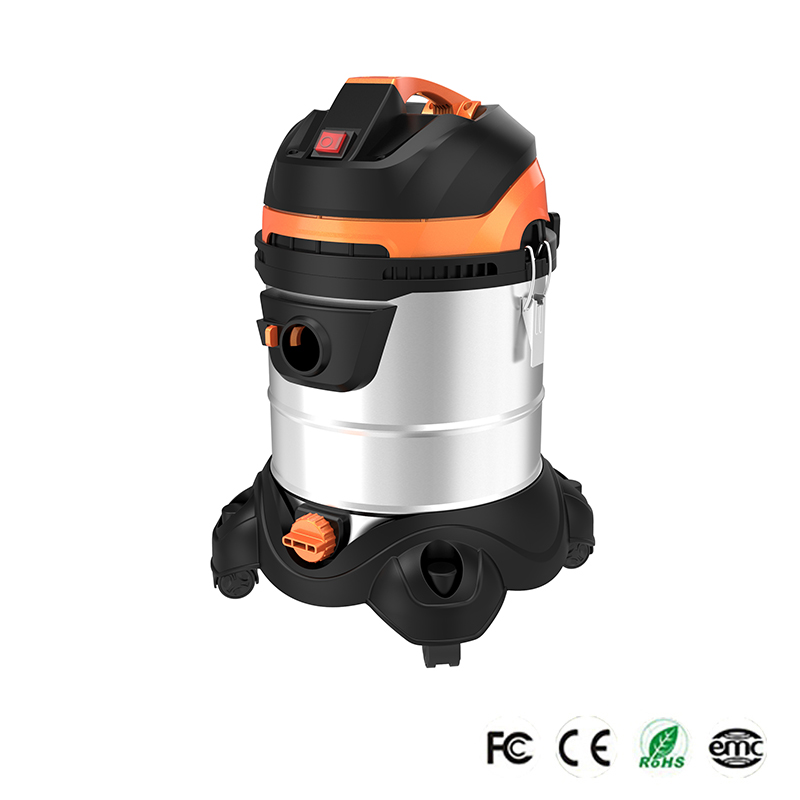 Large Capacity Super powerful motor Industrial wet dry car vacuum cleaner