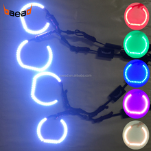 High quality color changing angel Eyes 99-06 GMC SIERRA RGB LED halo rings