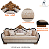 Modern design furniture living room modern living room furniture made in china leather sofa