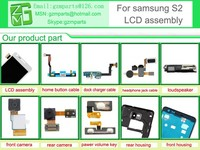 new housing for Samsung Galaxy S2 i9100 full housing