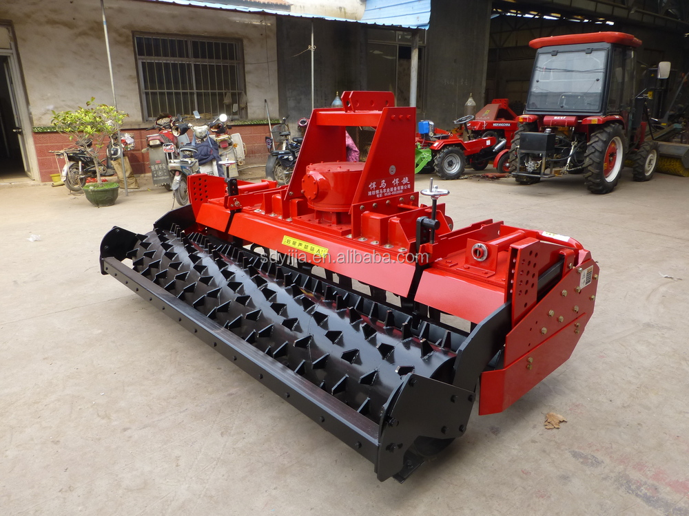 Landscape Rake Or Harrow : Power harrow landscape lawn drag arena pto rake buy