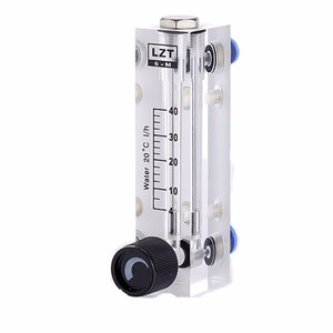 LZT Air Application of Rotameter direct read
