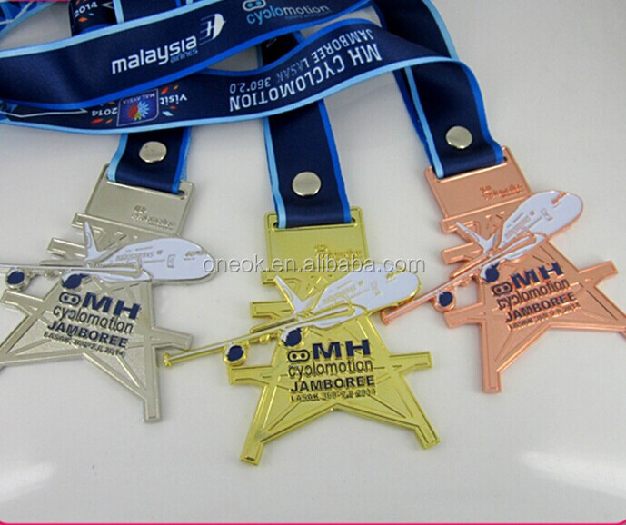 Top sell factory price exquisite sports event metal medal