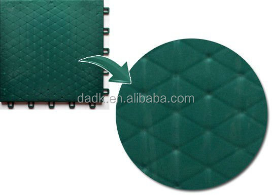 Anti-slip line painted multi-colored indoor basketball flooring for sale