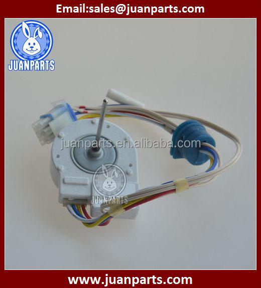 Wr60x10074 refrigerator evaporator fan motor buy for Hotpoint refrigerator condenser fan motor