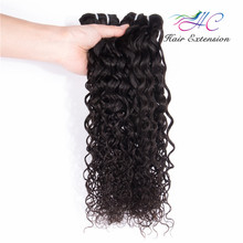 Wholesale Water Wave Virgin Human Hair Extensions Weave Distributors In Los Angeles