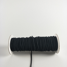 High quality round elastic stretch cord rope with packing