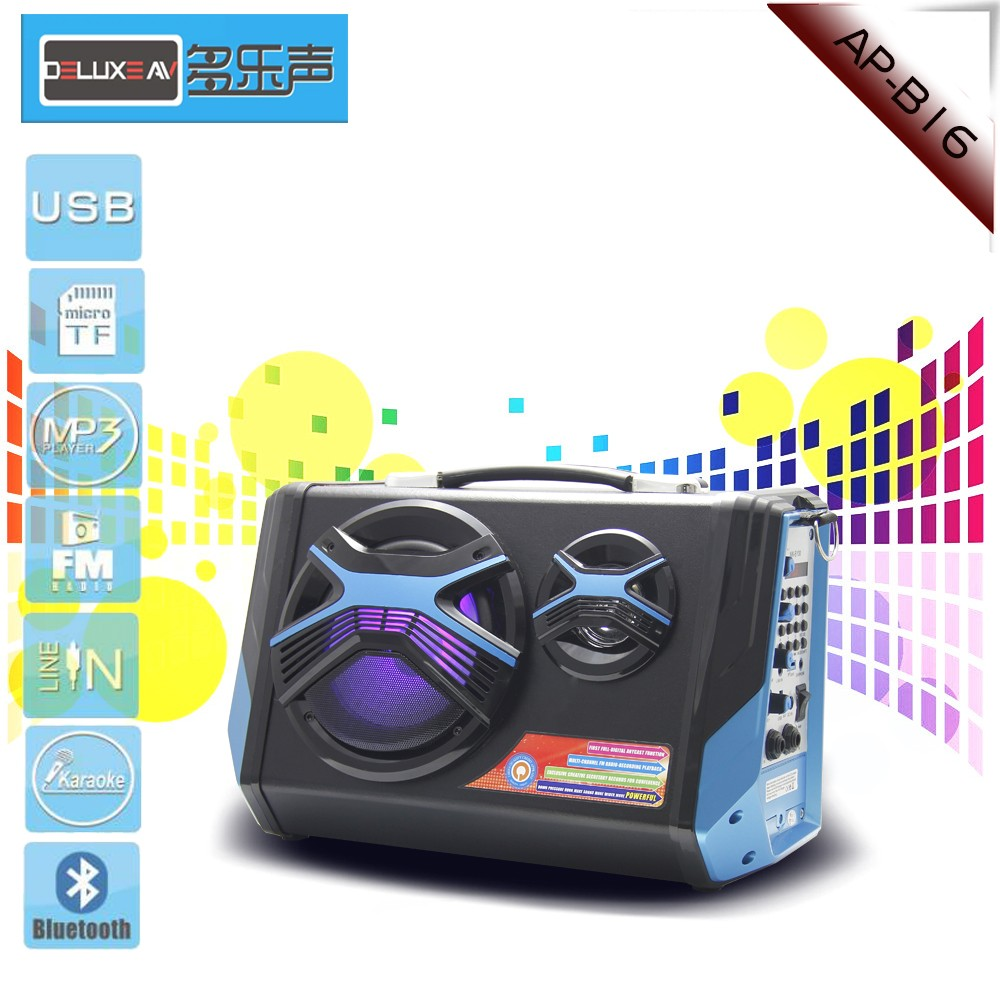 Bass Dj Sound Box Portable Bluetooth Speaker,Perfect Sound,Bluetooth Speaker Music System,Wireless Mini Speaker