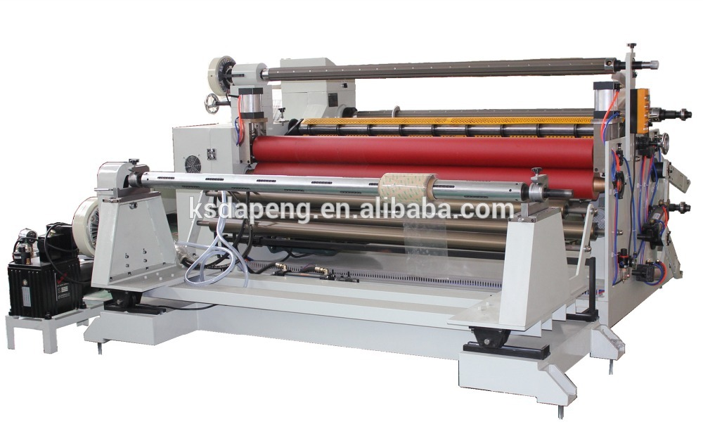 Economic and Reliable TPU Tarpaulin Slitting Machine