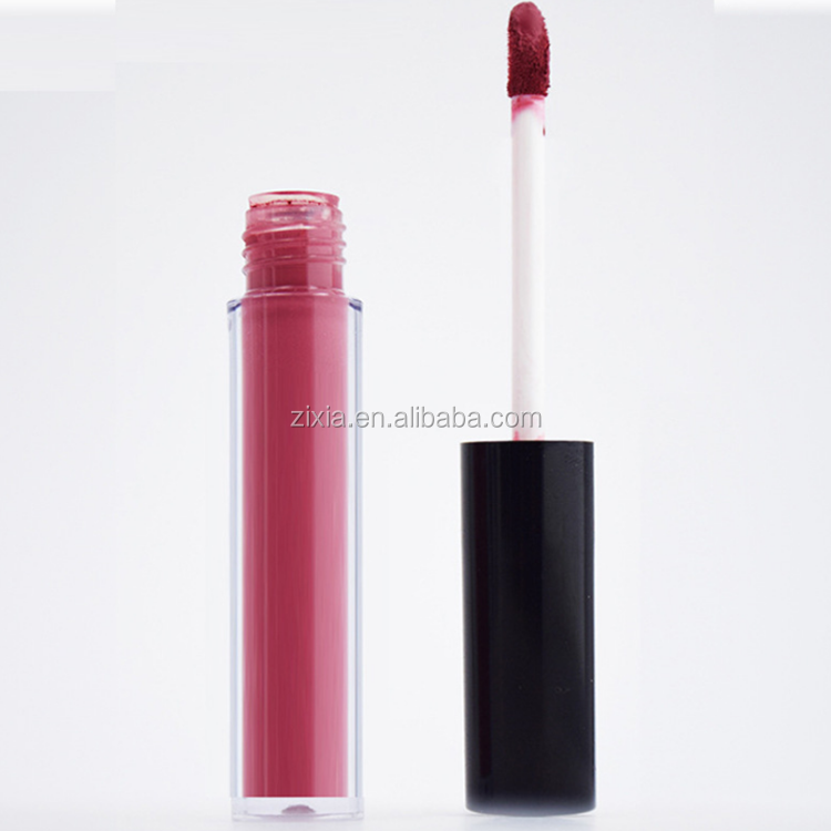 new interesting products  ideas for marketing class cosmetic glitter lipgloss make your own logo