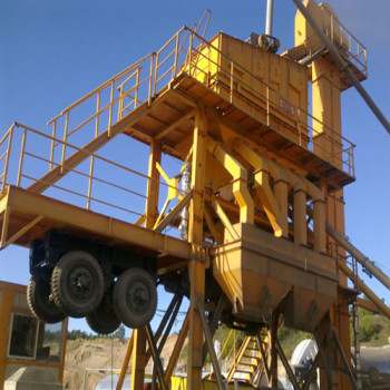 Factory price Liaoyuan 48t/h mobile asphalt mixing plant with high quality