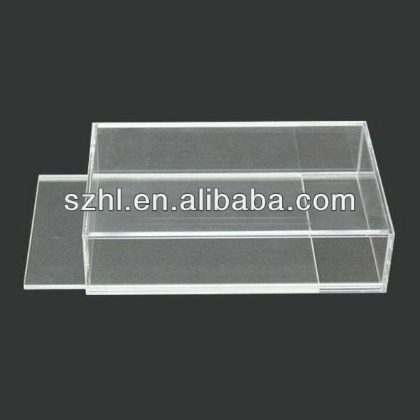 Acheter des lots d 39 ensemble french moins chers galerie d - Boite acrylique transparente ...