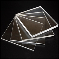 Free sample transparent 2mm solid polycarbonate sheet