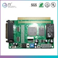 ROHS Specialize 94v0 Pcb Board Assembly Lcd TV Spare Parts Factory With Good Reputation