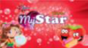 My Star Chewing Gum - Strawberry - Two colour