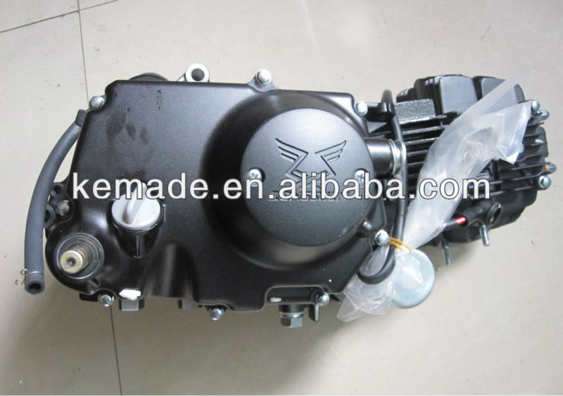 Lifan Yinxiang Zongshen brand 125cc high quality engine with electric and kick start